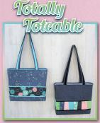 Totally Toteable sewing pattern from Stitchin Sisters 2