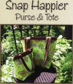 Snap Happier Purse & Tote pattern from Stitchin Sisters 2