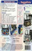 The Baggalista sewing pattern from Studio Kat Designs 2