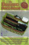 The Encore Purse Insert sewing pattern from Studio Kat Designs