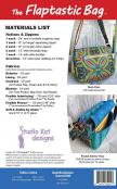 The Flaptastic Bag sewing pattern from Studio Kat Designs 2