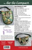 The Go Go Compact purse sewing pattern from Studio Kat Designs 2
