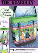 The Guardian concealed carry handbag sewing pattern from Studio Kat Designs 2