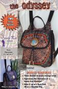 The Odyssey Bag sewing pattern from Studio Kat Design