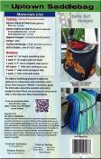 The Uptown Saddlebag sewing pattern from Studio Kat Designs 2