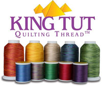 Superior King Tut Cotton Quilting Thread logo