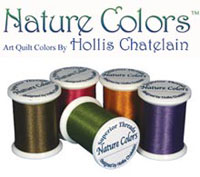 superior nature colors sewing thread logo