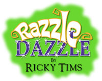 Superior Razzle Dazzle sewing thread logo
