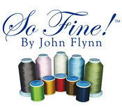 Superior So Fin #50 Machine Quilting Thread logo