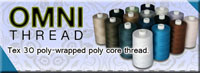 Superior Threads Omni Machine Quilting Thread logo
