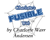 superior charlotte's fusible thread logo