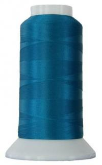 Bottom Line polyester thread 60wt. 3,000yd - #611 Turquoise