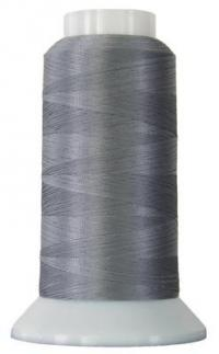 Bottom Line polyester thread 60wt. 3,000yd - #622 Gray