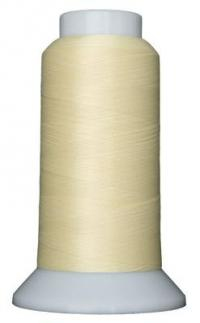 Bottom Line polyester thread 60wt. 3,000yd - #640 Light Yellow