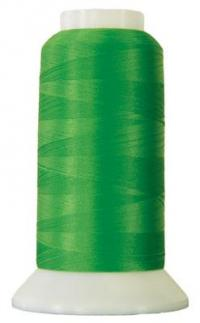 CLOSEOUT...Bottom Line polyester thread 60wt. 3,000yd - #645 Bright Green