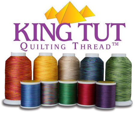 King Tut Thread | Cotton Quilting Thread | SewThankful.com : long arm quilting thread reviews - Adamdwight.com
