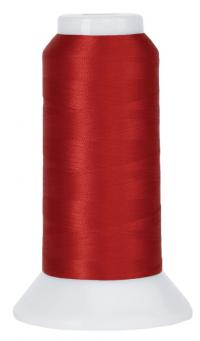 Superior Microquilter polyester thread 3,000 yard cone - #7016 Bright Red