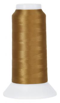 Superior Microquilter polyester thread 3,000 yard cone - #7028 Medium Brown