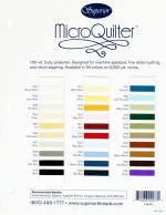 Superior-Microquilter-polyester-quilting-thread-Color-Chart