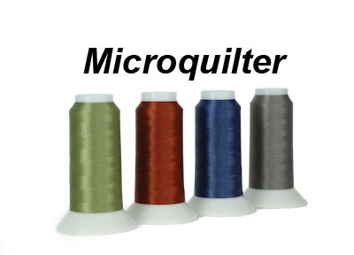 Microquilter 3000 yard cones
