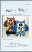 Handy Who sewing pattern by Susie C. Shore Designs
