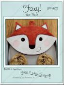 Foxy Hot Pads sewing pattern by Susie C. Shore Designs