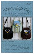 INVENTORY REDUCTION...Who's Night Out purse sewing pattern by Susie C. Shore Designs