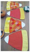 Candy Corn Pieces Placemats, Runners & Table Topper sewing pattern by Susie C. Shore Designs 3
