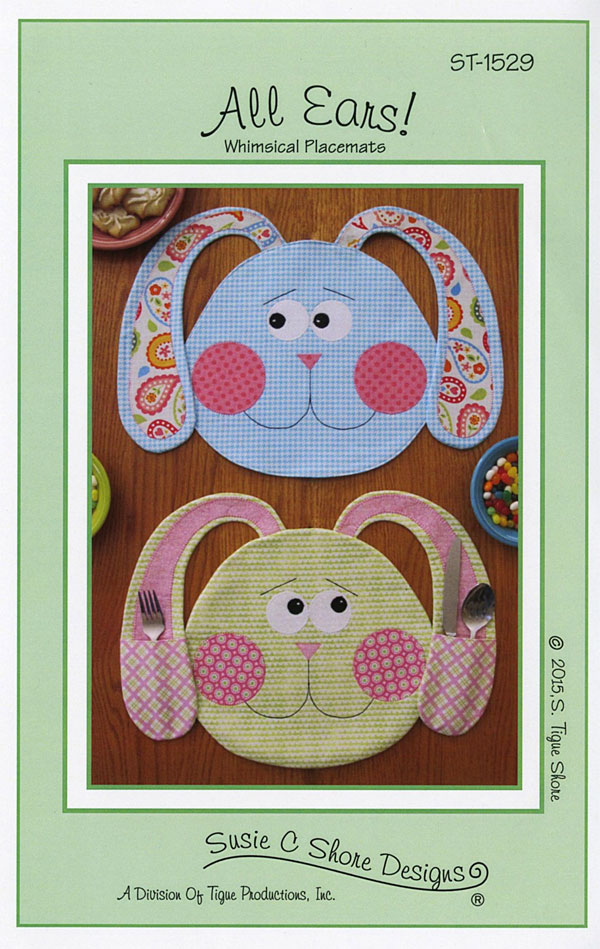 All-Ears-sewing-pattern-Susie-C-Shore-front