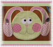 All Ears placemats sewing pattern by Susie C. Shore Designs 3