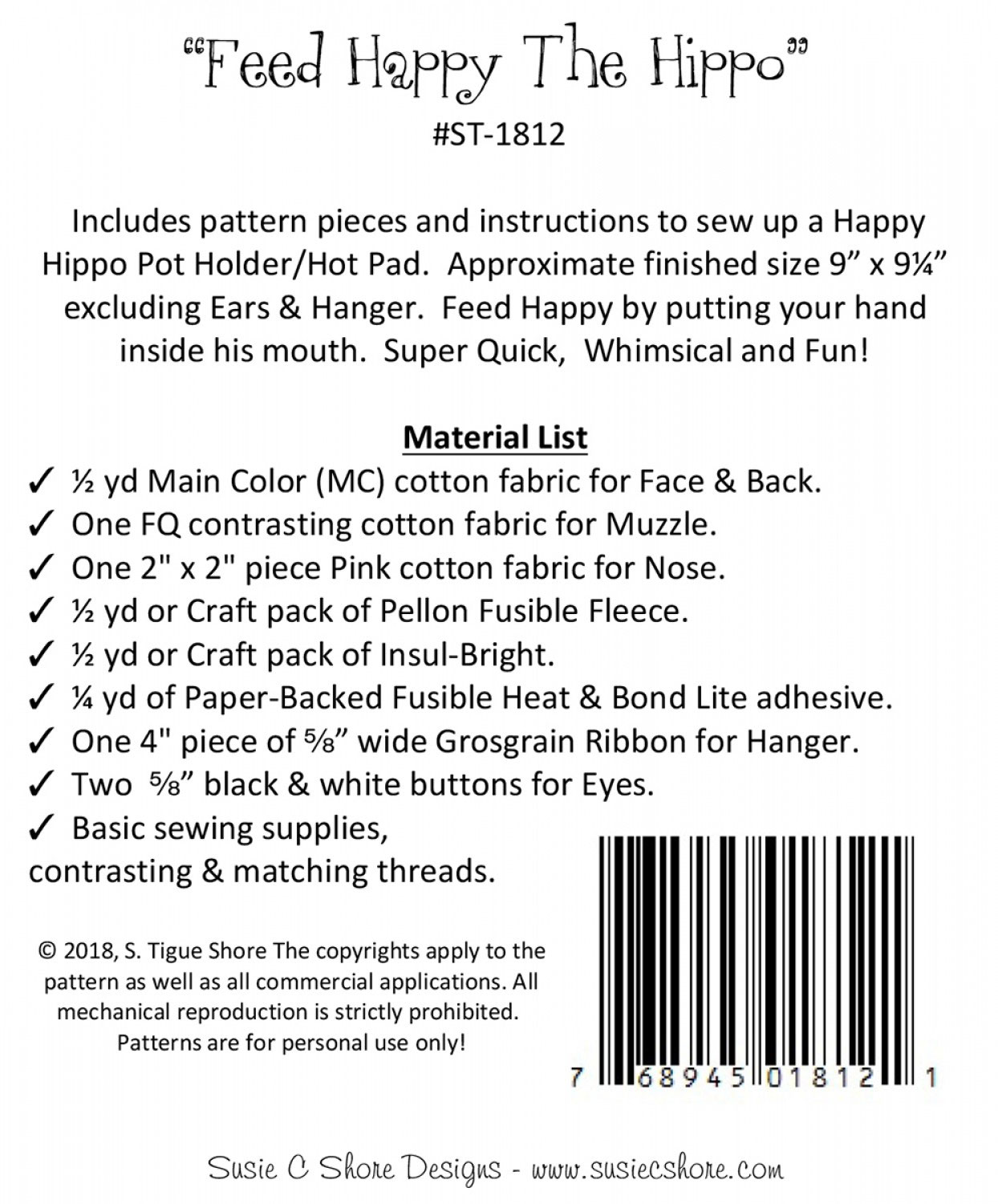 Feed-Happy-The-Hippo-sewing-pattern-Susie-C-Shore-back