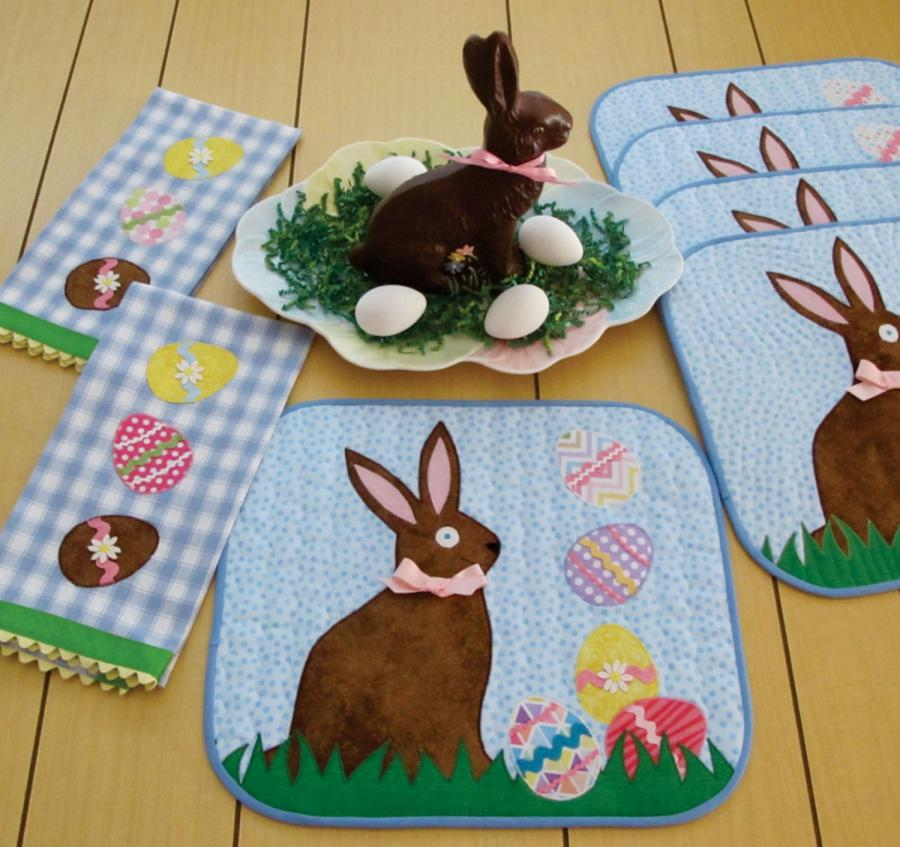 Easter Egg Hunt sewing pattern by Susie C. Shore Designs