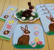 INVENTORY REDUCTION...Easter Egg Hunt sewing pattern by Susie C. Shore Designs