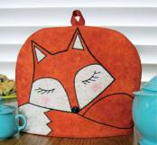 The Cozy Fox sewing pattern by Susie C. Shore Designs 2