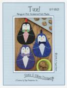 Tux hot pads sewing pattern by Susie C. Shore Designs