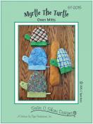 Myrtle The Turtle Pot Holder sewing pattern by Susie C. Shore Designs