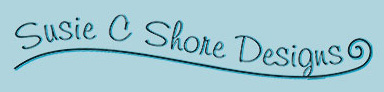 Susie C Shore Designs logo