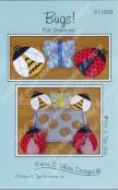Bugs! Pot Grabbers sewing pattern by Susie C. Shore Designs