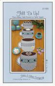 INVENTORY REDUCTION...Fill 'Er Up! Place Mats, Table Runners or Table Topper sewing pattern by Susie C. Shore Designs