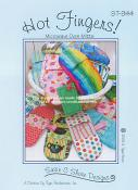 Hot Fingers Microwave Oven Mitt pattern by Susie C. Shore Designs