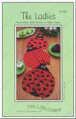 The Ladies Place Mats, Table Runners or Table Topper sewing pattern by Susie C. Shore Designs