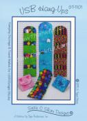USB Hang-Ups pattern by Susie C. Shore Designs