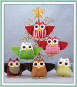 Who Knew Pincushions and Ornaments sewing pattern by Susie C. Shore Designs 2