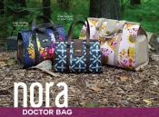 Nora Doctor Bag sewing pattern from Swoon 2