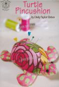 Turtle Pincushion pattern booklet by Cindy Taylor Oates
