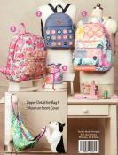 Backpacks & Bindles sewing pattern book by Cindy Taylor Oates 2