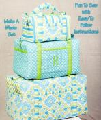 Duffle Bags sewing pattern book by Cindy Taylor Oates 2