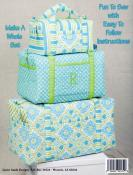 Duffle Bags sewing pattern book by Cindy Taylor Oates 1