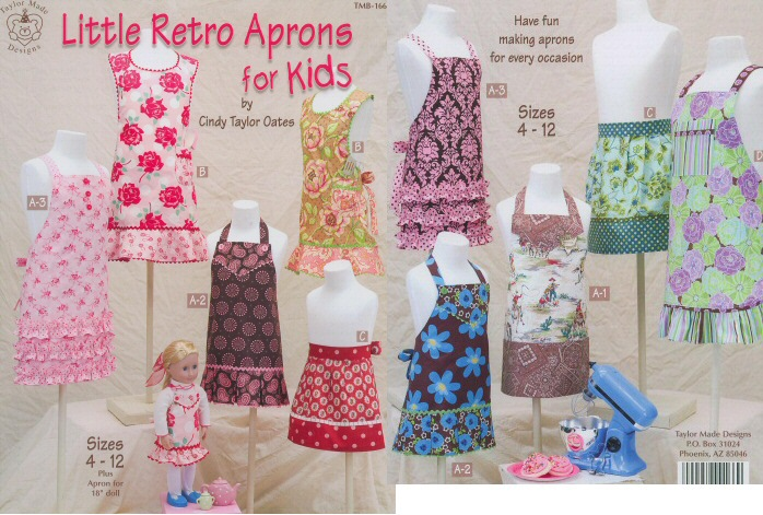 Retro Apron Patterns « Browse Patterns