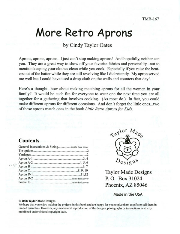 More-Retro-Aprons-sewing-pattern-book-Taylor-Made-Designs-1